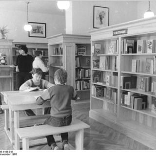 Kinderbibliothek Wörther Straße