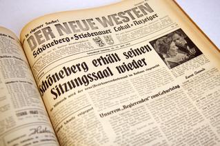 Zeitungsband