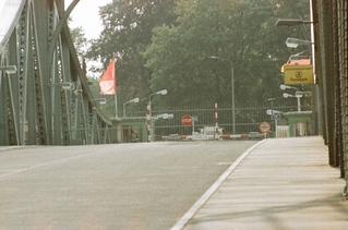 Grenzübergang Glienicker Brücke