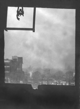 Im Haus Vaterland: Blick aus dem Fenster