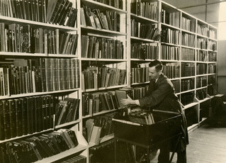 Magazin im Marstall, Berliner Stadtbibliothek