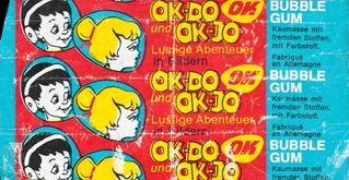 Kaugummipapier: OK-DO und OK-JO - Lustige Abenteuer in Bildern