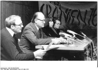 Berlin, Solidaritätsveranstaltung für Spanien