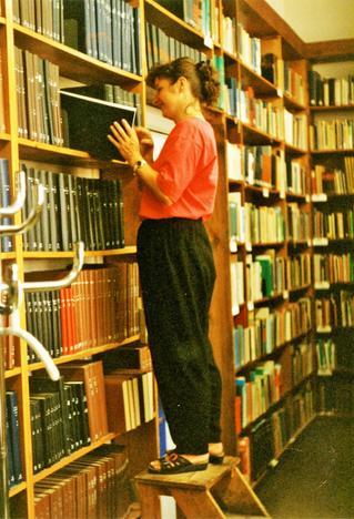 Ärztebibliothek der Berliner Stadtbibliothek